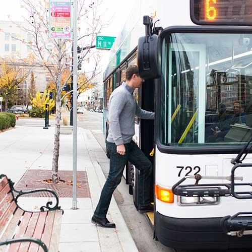 City of Boise - Public Transportation - Branding Agency - Brand Assets