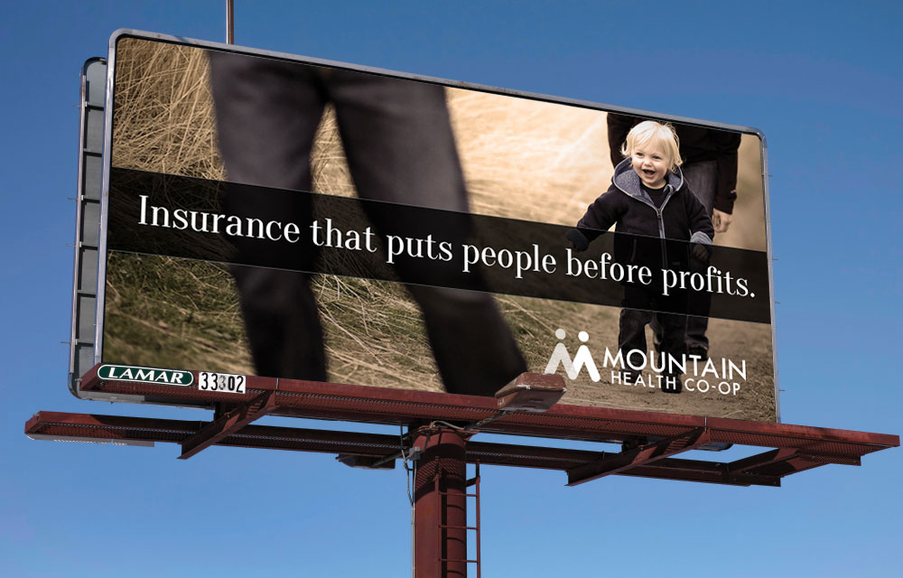 Outdoor Media Buy - Health Insurance
