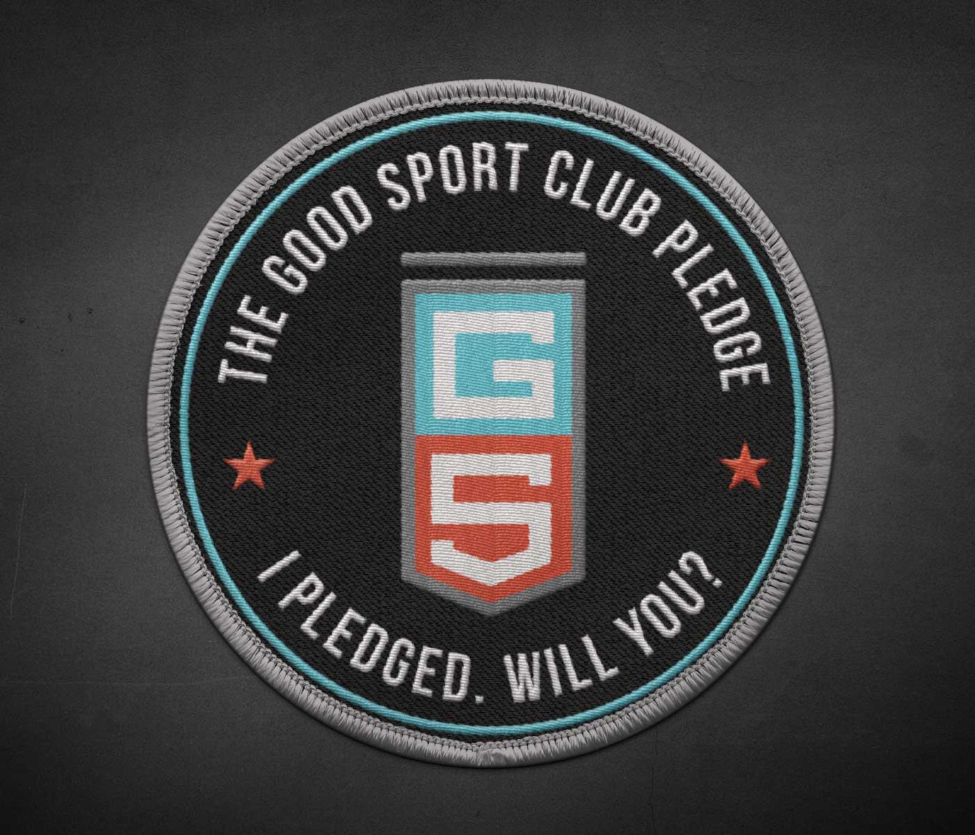 Good Sport Club Brand Identity