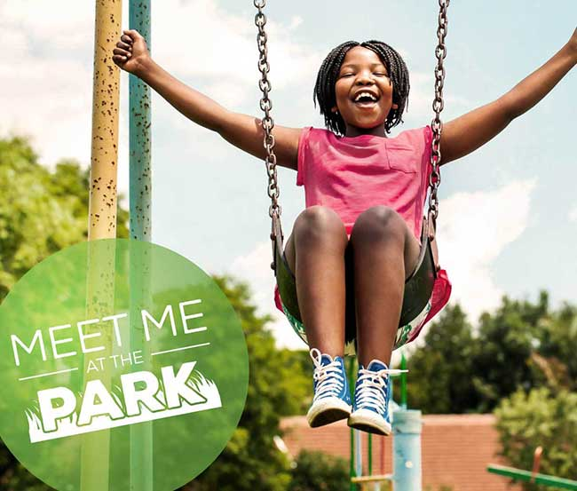 Meet Me At The Park Campaign - The National Recreation and Park Association (NRPA)