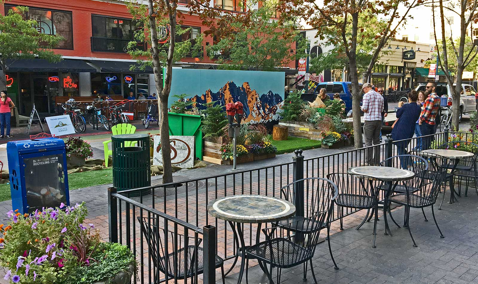 Experiential Marketing for Nature Valley Parklet