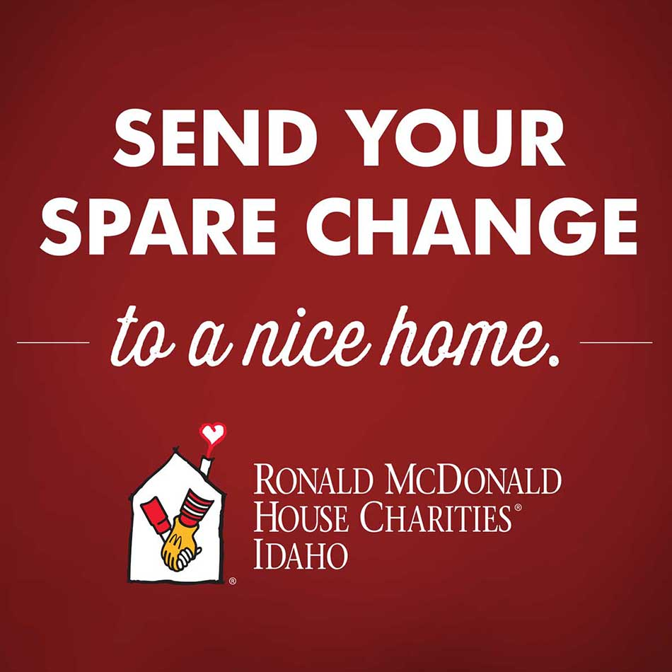 Ronald McDonald House - Fundraising Assets - Brand Assets - Point of Sales - POS