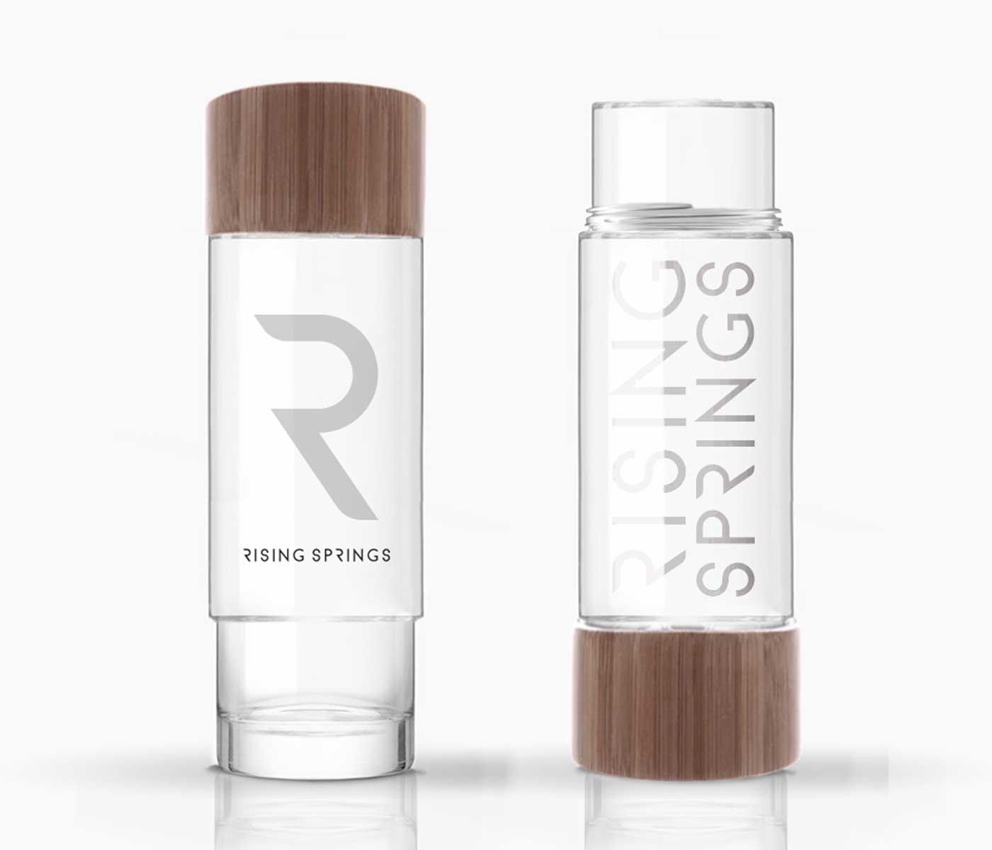 Rising Springs - Grand Identity